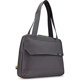 14'' Laptop and 10.1'' Tablet Tote Gray