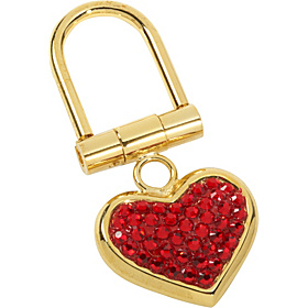 Small Heart Key Chain Heart