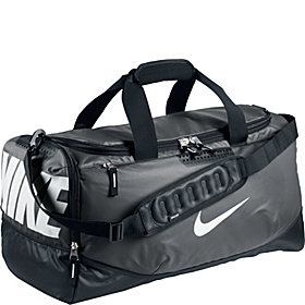 Team Training Max Air Medium Duffel Flint Grey/Black/White