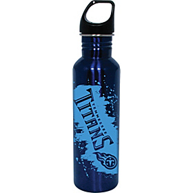 Tennessee Titans Water Bottle Black