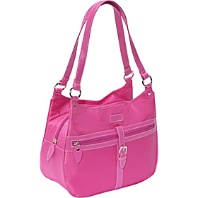 Style 126 Lunch Bag Pink Solid