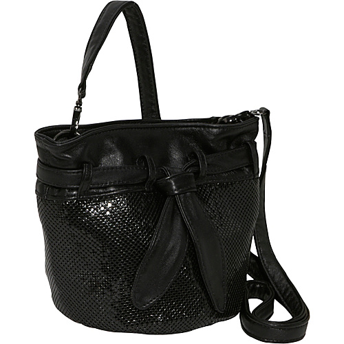 Whiting and Davis Little Bucket - Shoulder Bag