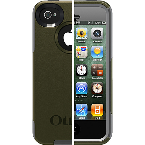 OtterBox Commuter Series Case for iPhone 4S - Envy