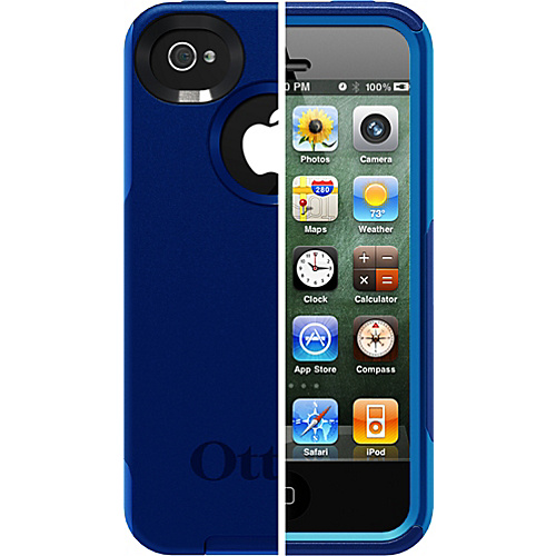 OtterBox Commuter Series Case for iPhone 4S - Night