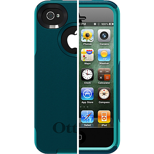 OtterBox Commuter Series Case for iPhone 4S - Deep