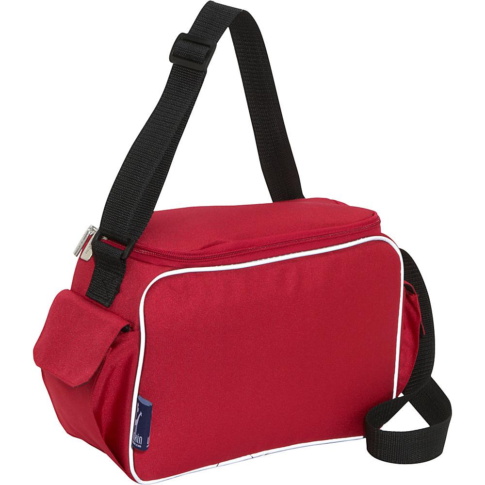 Wildkin Cardinal Red Keep it Cooler Lunch Box