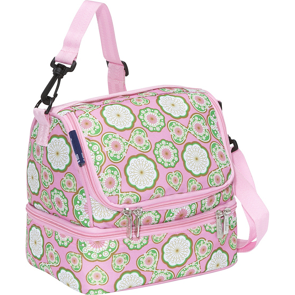 Wildkin Majestic Two Compartment Lunch Bag Majestic - Wildkin Travel Coolers - Travel Accessories, Travel Coolers