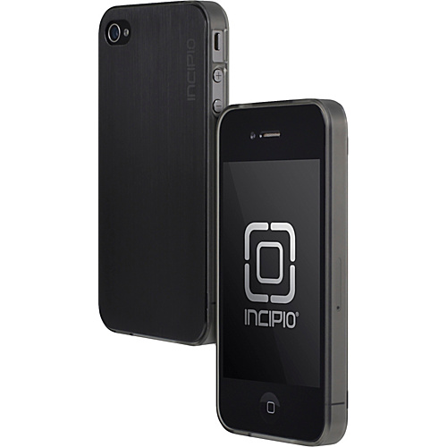 Incipio Le Deux for iPhone 4/4S - Black / Translucent