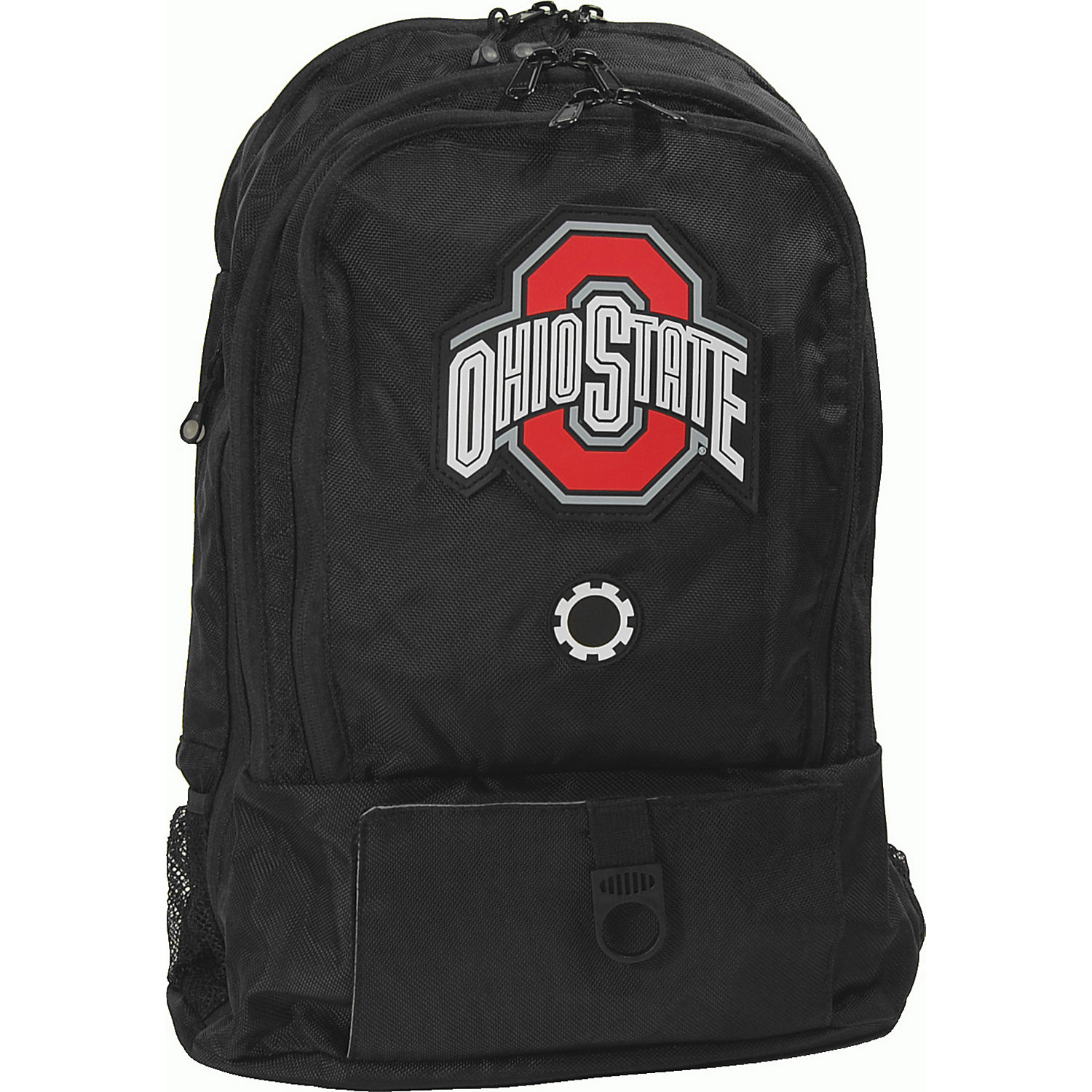 dadgear backpack collegiate series diaper bag ohio state university. Black Bedroom Furniture Sets. Home Design Ideas