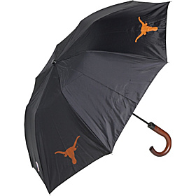 Texas Longhorns Umbrella Black