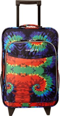 Obersee Kids Tie-Dye 16 inch Upright Tie Dye - Obersee Softside Carry-On