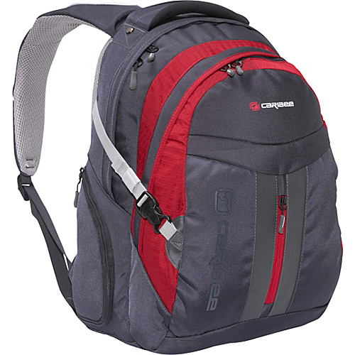 Caribee Time Traveler Back Pack - Red