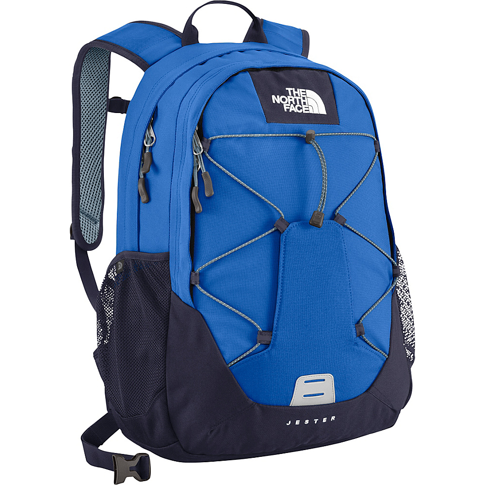 The North Face Jester Backpack Nautical Blue/Cosmic Blue - The North Face School & Day Hiking Backpacks