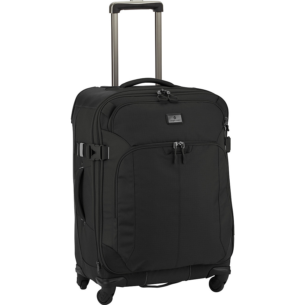 Eagle Creek EC Adventure 4-Wheeled Upright 25 Black - Eagle Creek Softside Checked - Luggage, Softside Checked