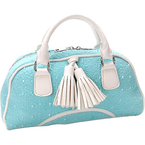 Flying Daisies Fresh Air Novetly Fabric Satchel Handbag Purse Fresh Air