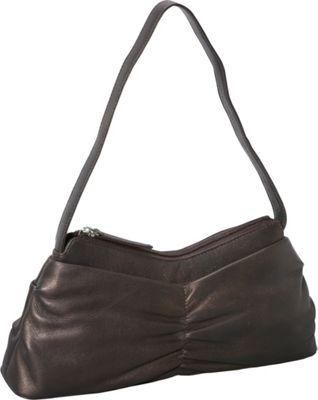 Derek Alexander EW Top Zip Bronze - Derek Alexander Leather Handbags