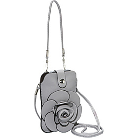 Rosette Phone Case Grey