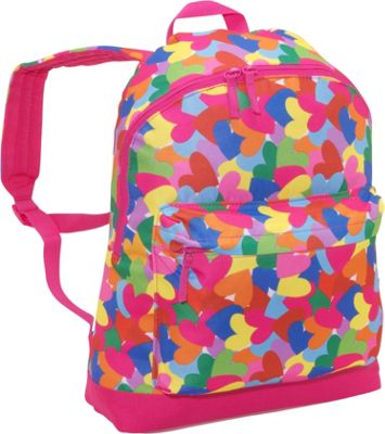 Miquelrius Agatha Large Knapsack Confetti Confetti - Miquelrius Everyday Backpacks