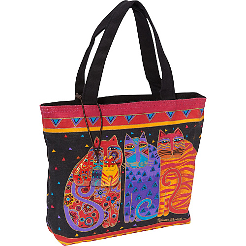 Laurel Burch Feline Friends Multi - Laurel Burch Fabric Handbags