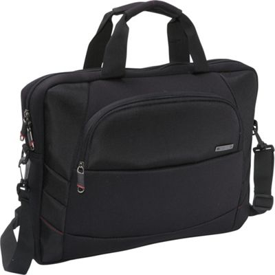 Samsonite Xenon 2 Slim Brief - 17.3 Black - Samsonite Non-Wheeled Computer Cases