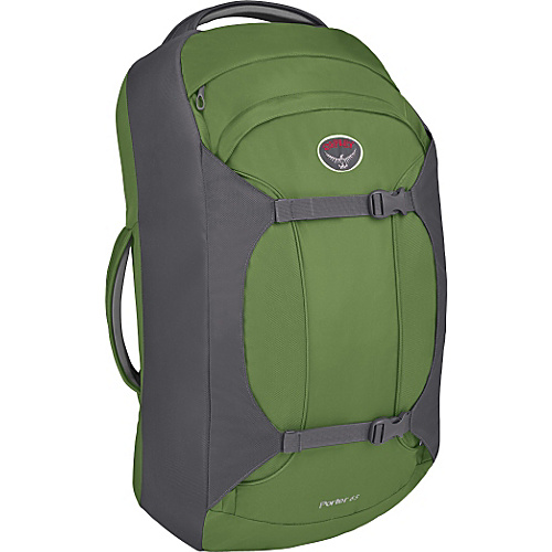 Osprey Porter 46 Juniper Green - Osprey Travel Backpacks