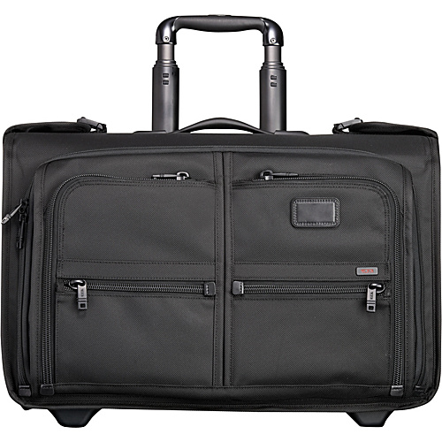 Buy carry on garment bags - Tumi Alpha Wheeled Carry-On Garment Bag Black - Tumi Garment Bags