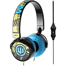 3D Headphones Hero Yellow/Blue