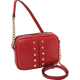Uptown Astor Crossbody  Red