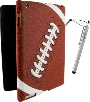 rooCASE SportsFan Series Case with Stylus for The new iPad 3 / iPad 2