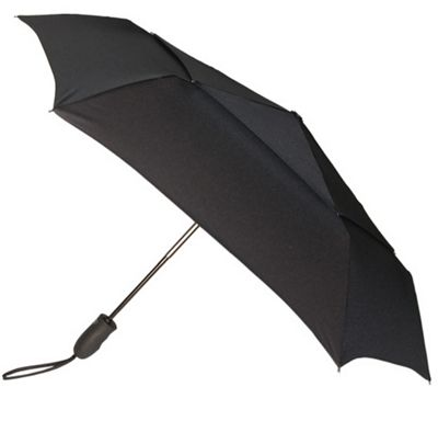 ShedRain Windjammer Auto Open & Close Umbrella - Black