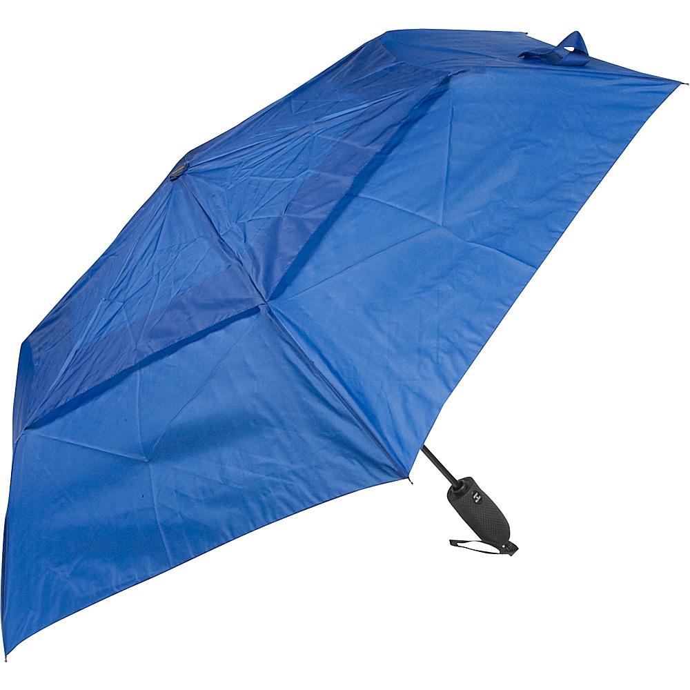 ShedRain Windjammer Auto Open & Close Umbrella - Royal - Travel Accessories, Umbrellas and Rain Gear