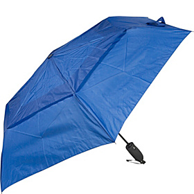 Windjammer Auto Open & Close Umbrella - Solid Colors Royal