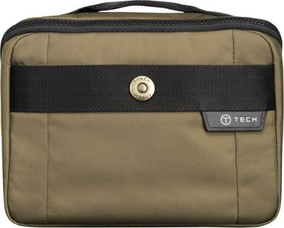 Tumi T-Tech Gateway Clarkston Dopp Kit Moss - Tumi Toiletry Kits