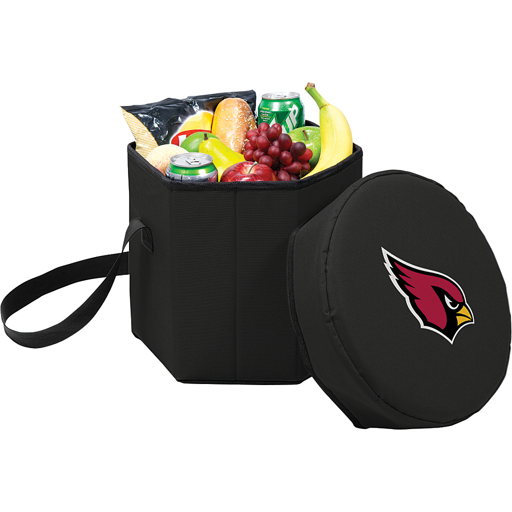 Picnic Time Arizona Cardinals Bongo Cooler Arizona Cardinals Black - Picnic Time Outdoor Coolers - Outdoor, Outdoor Coolers