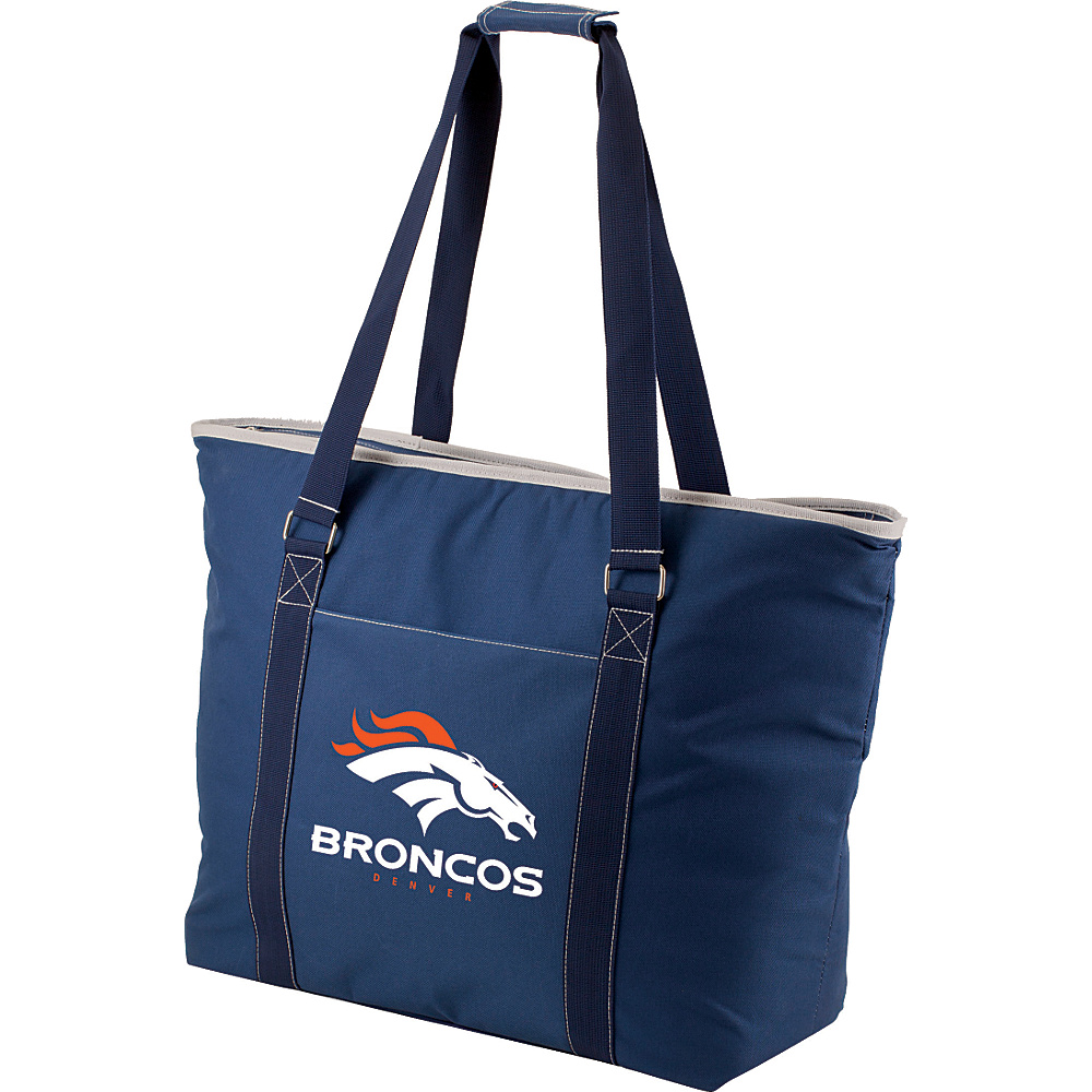 Picnic Time Denver Broncos Tahoe Cooler Denver Broncos Navy - Picnic Time Outdoor Coolers - Outdoor, Outdoor Coolers