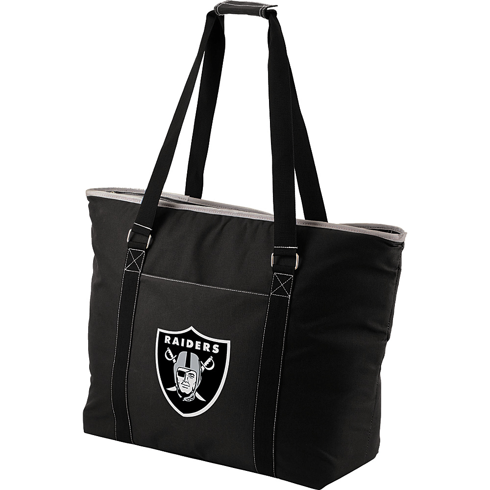 Picnic Time Oakland Raiders Tahoe Cooler Oakland Raiders Black - Picnic Time Outdoor Coolers - Outdoor, Outdoor Coolers