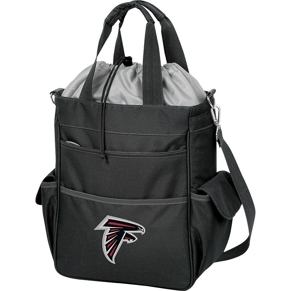 Picnic Time Atlanta Falcons Activo Cooler Atlanta Falcons Black - Picnic Time Outdoor Coolers - Outdoor, Outdoor Coolers