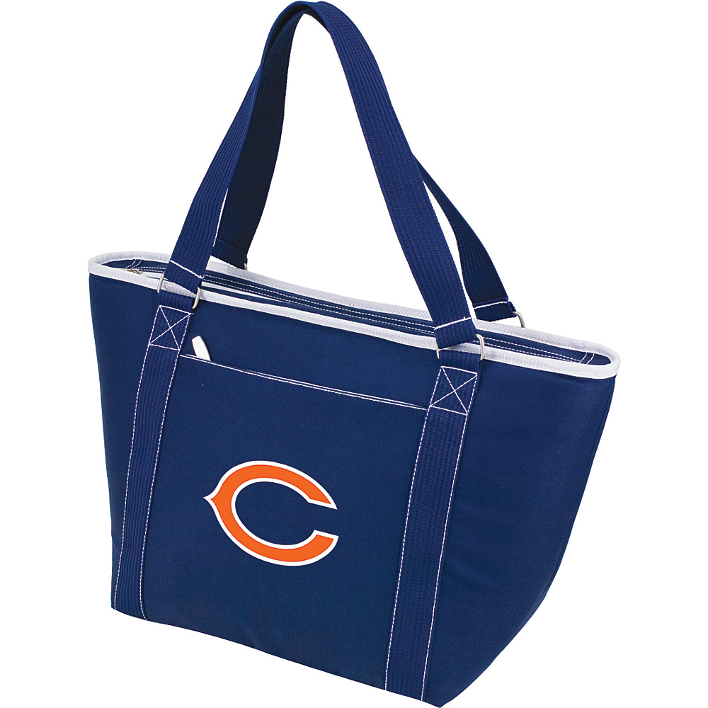Picnic Time Chicago Bears Topanga Cooler Chicago Bears Navy - Picnic Time Outdoor Coolers - Outdoor, Outdoor Coolers