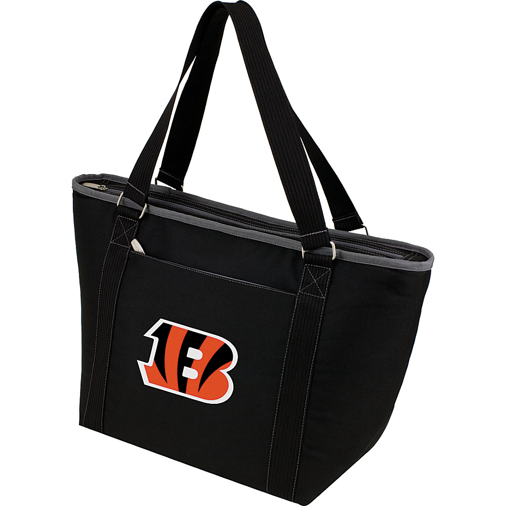 Picnic Time Cincinnati Bengals Topanga Cooler Cincinnati Bengals Black - Picnic Time Outdoor Coolers - Outdoor, Outdoor Coolers