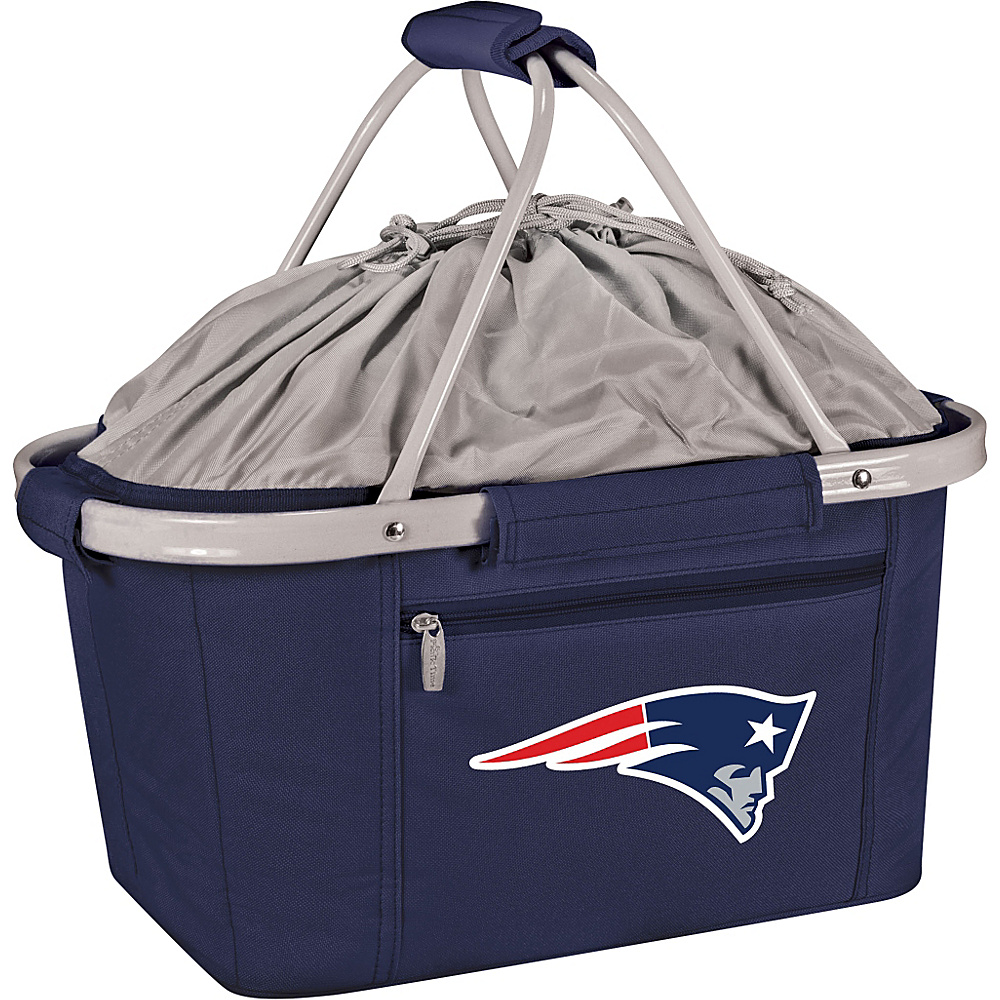 Picnic Time New England Patriots Metro Basket New England Patriots Navy - Picnic Time Outdoor Coolers - Outdoor, Outdoor Coolers