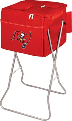Picnic Time Tampa Bay Buccaneers Party Cube Tampa Bay Buccaneers Red - Picnic Time Travel Coolers