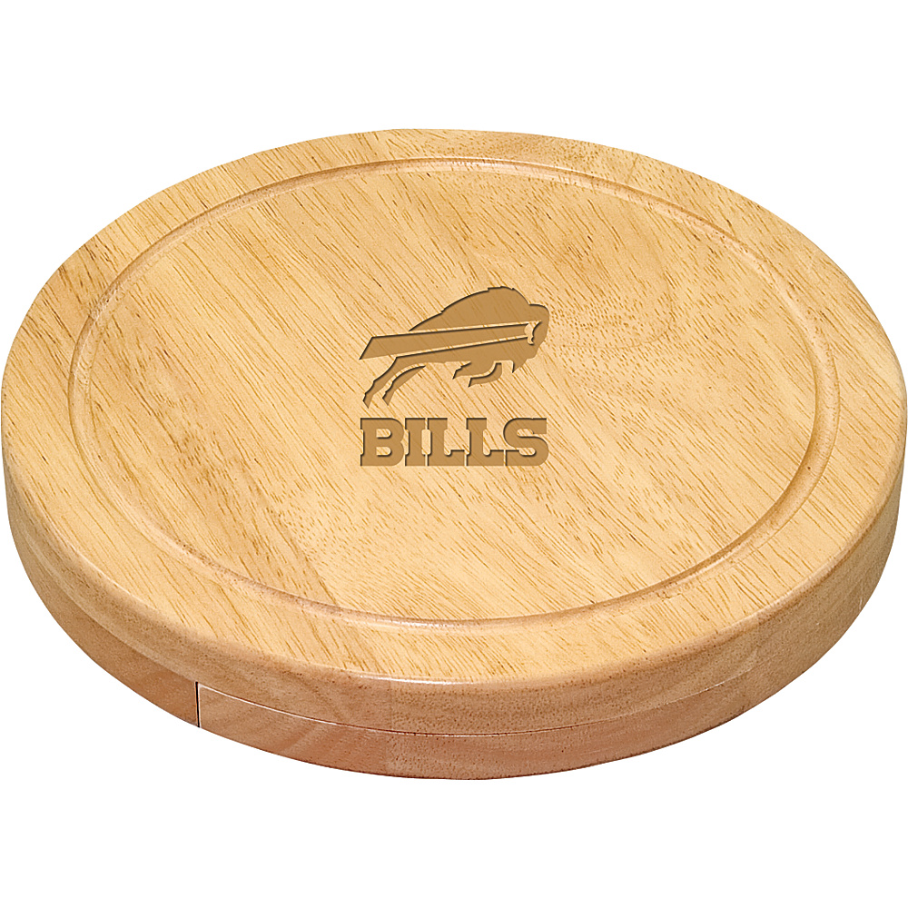 Picnic Time Buffalo Bills Cheese Board Set Buffalo Bills - Picnic Time Outdoor Accessories - Outdoor, Outdoor Accessories