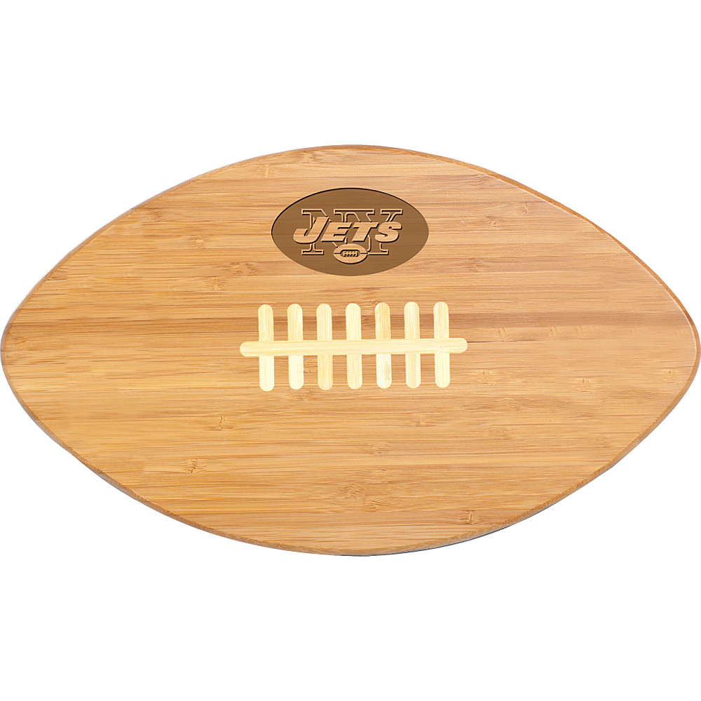 Picnic Time New York Jets Touchdown Pro! Cutting Board New York Jets - Picnic Time Outdoor Accessories - Outdoor, Outdoor Accessories