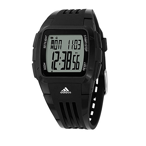 adidas originals Watches Adidas Performance Duramo Black with Black - adidas originals Watches... (10218827 ADP6002-Black) photo