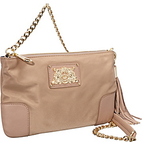 Easy Everyday Nylon Louisa Crossbody Rich Camel