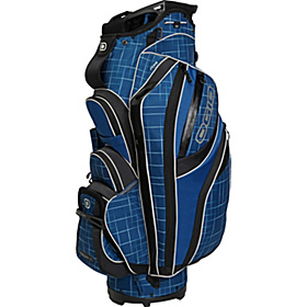 Itza Cart Bag Blue Griddle