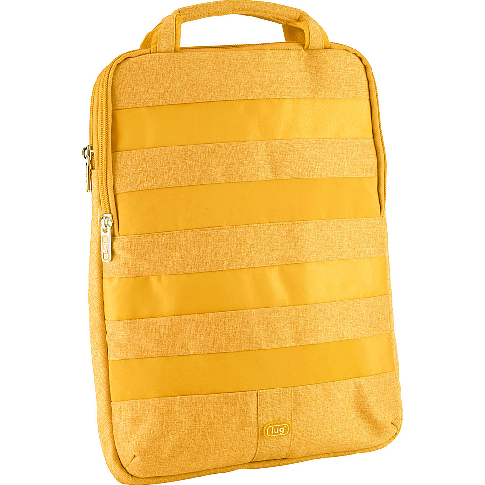 Lug Slider 15 Laptop Pouch Marigold Lug Electronic Cases