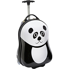 Panda Kids' Rolling Carry On Panda