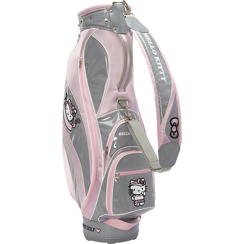 Hello Kitty Golf Mix & Match Cart Bag