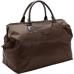18'' Weekend Satchel Chocolate